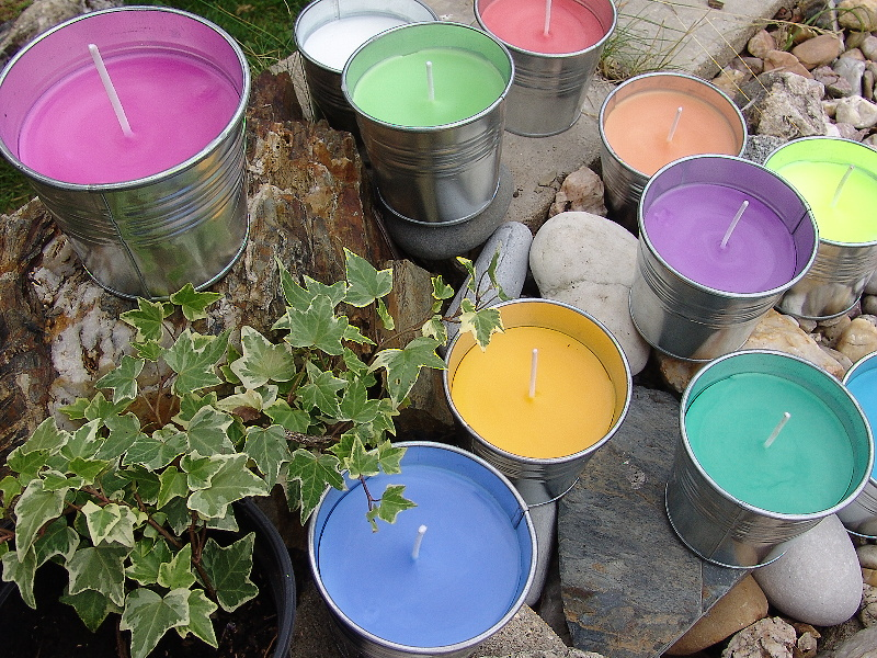 Candle Color Solvent