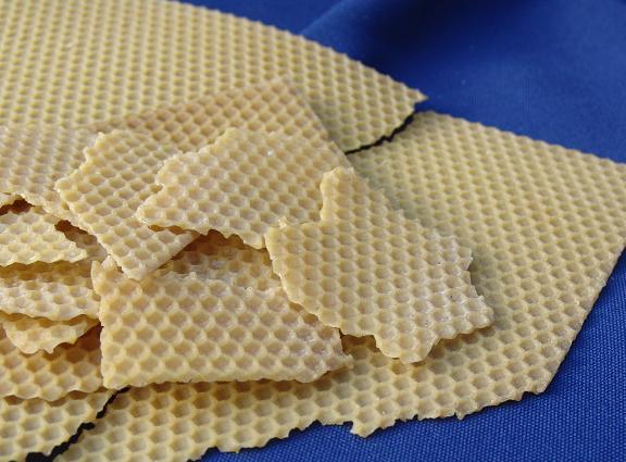 Palmový vosk, včelí vosk